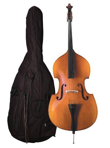 Becker 5000E Bass Outfit German Bow 3/4