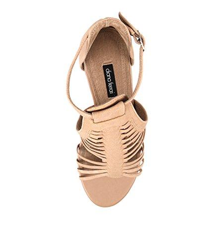 DIANA High FERRARI Leather Shoes Sandals Rose Womens Heels Rose DARRA rT4rX