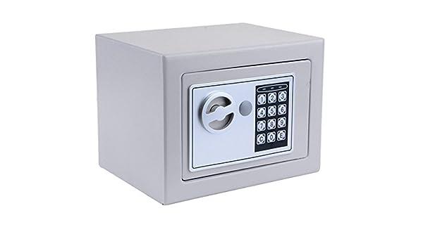 Caja fuerte digital Caja de seguridad caja fuerte electrónica Pin ...