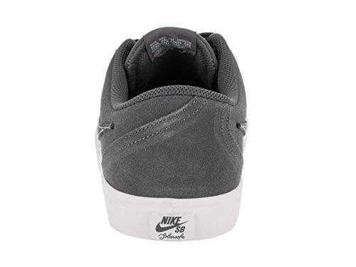 Check Dark Dark Uomo Nike Skateboard Scarpe Grey Grey da SB aqTU6