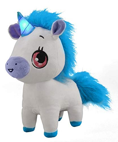 Wish Me Pets - Tinks The Unicorn with Blue Horn (Best Monkey To Have As A Pet)
