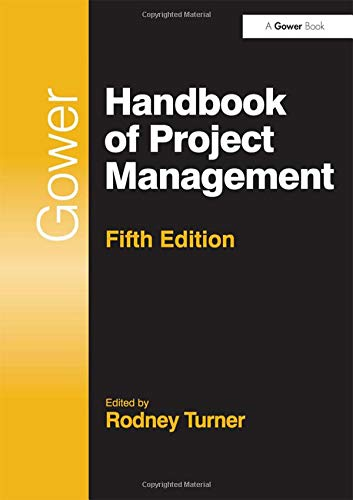 Gower Handbook of Project Management