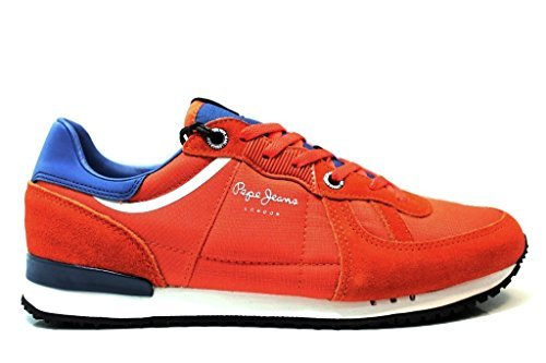 Tinker Basses 1973 Sneakers Jeans Homme Vert Pepe Arancio xIq51R