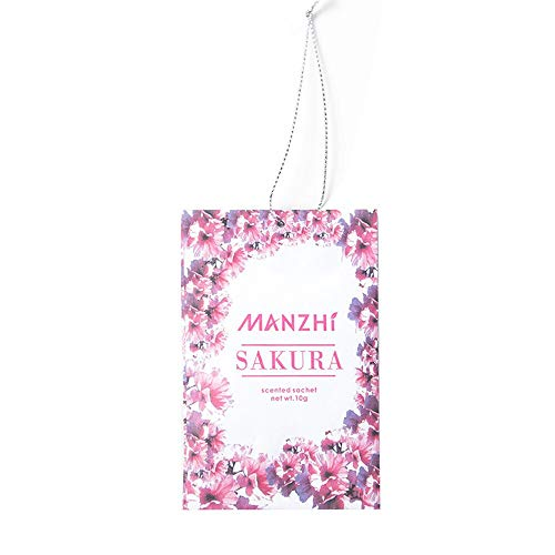 (Daphot-Store - 1pc Car Perfume Natural Aromatherapy Sachets Plant Spice Air Freshener Hanging Ornament In The Car Car Smell Wardrobe Sachet )