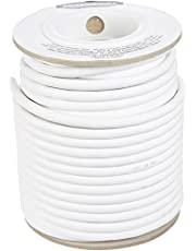 AmazonBasics, Cable para altavoz, 30.5 mts, Calibre 12