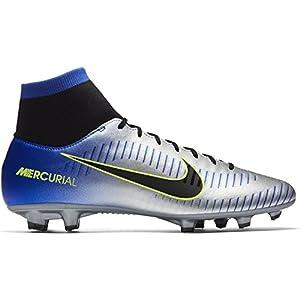 Nike Mercurial Victory VI DF NJR Neymar Jr FG Men Soccer Cleats -Racer Blue Size: 9