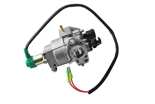 GX390 GX340 Carburetor for 5kw-8kw Generator Fit for Honda Engine and China 13hp 14hp 188f 190f Engine Relacement 16100-Z5R-743 ,16100-Z5L-F11