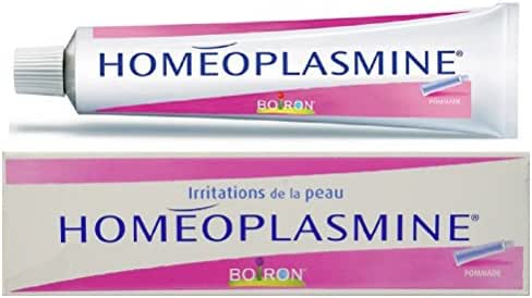 Skin Treatments: Boiron Homeoplasmine