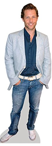 Jamie Bamber Life Size Cutout by Celebrity Cutouts