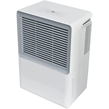 SPT SD-61E Dehumidifier with Energy Star, 60-Pint