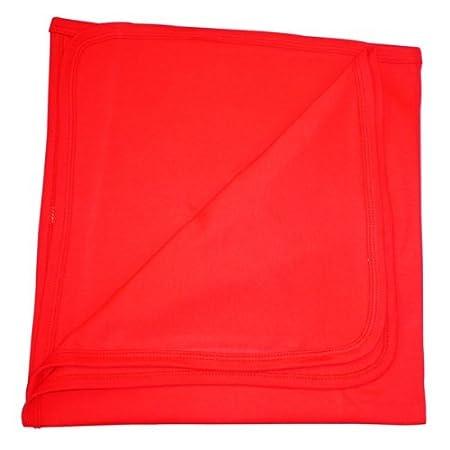 BabywearUK Baby Blanket - Cotton - Navy - British Made