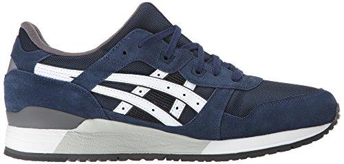 ASICS Herren GEL-Lyte III Retro Sneaker Marine / Weiß