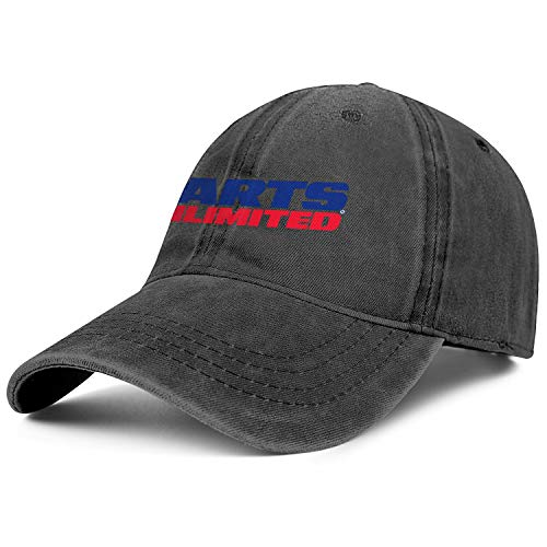 Parts Unlimited Logo Men's Women's Sports Ball Hat Golf Dad Hats