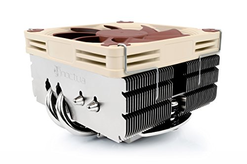 Noctua NH-L9x65, 65mm Premium Low-Profile CPU Cooler (Brown) (Best Cpu Coolers For I7 7700k)