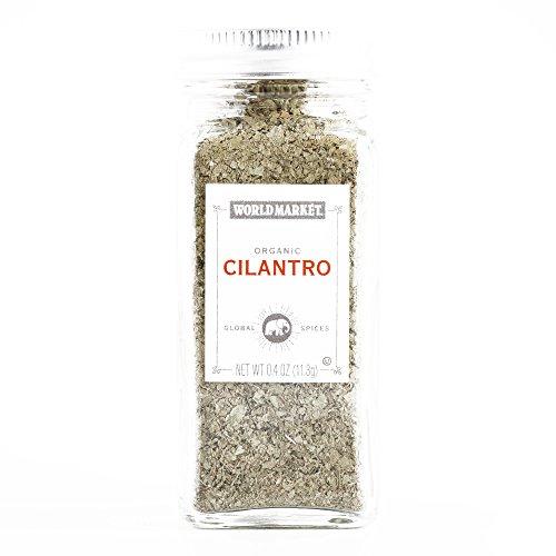 Organic Cilantro .4 oz each (4 Items Per Order, not per case) by Organic Cilantro
