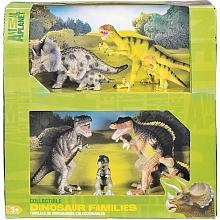 Animal Planet Dinosaur Mother And Babies Playset By Toys R Us