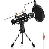 Studio Microphone, ZealSound Condenser Studio Microphone...