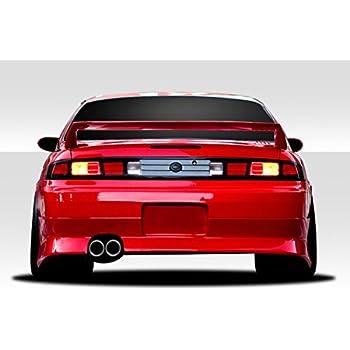 Amazon com: Duraflex Replacement for 1995-1998 Nissan 240SX S14