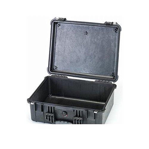 【キャンセル不可】CM45759 460x350x190mm /内寸防水ケース (ウレタン無) 黒 B019M9TBO0