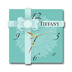 Art time production World Fashion Brand 11'' Handmade Wall Clock - Get Unique décor for Home or Office - Best Gift Ideas for Kids, Friends, Parents and Your Soul Mates