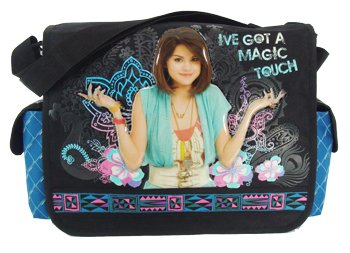 Borsa a tracolla Wizards of Waverly Place V2 - Borsa a tracolla Salina - Magic Touch