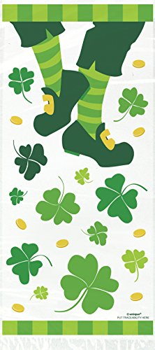 Saint Patrick's Day Jig Cellophane Bags, 20ct ()