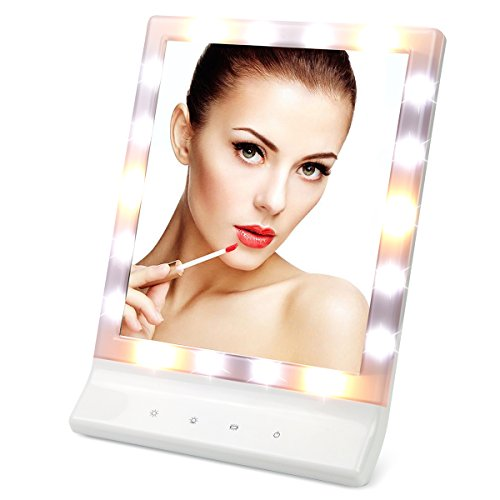LED Lighted Makeup Mirror Cosmetic product image