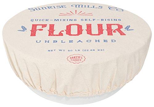 Now Designs Reusable Dough Riser Bowl Cover, Dry Goods