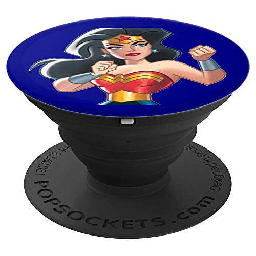 Super hero woman design - PopSockets Grip and