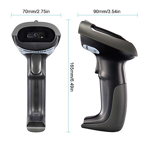 Best Qr cordless scanner (August 2019) ☆ TOP VALUE ☆ [Updated] + BONUS