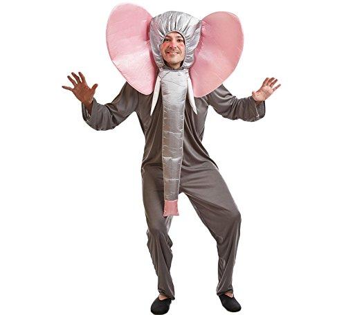 Disfraz para hombre de Elefante Gris: Amazon.es: Juguetes y juegos