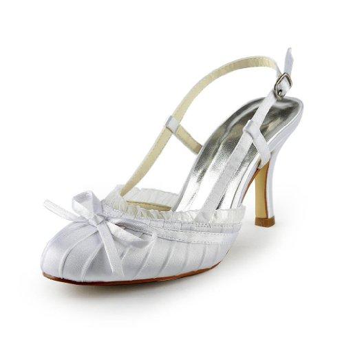 Scarpe Jia donna Wedding bianca sposa sposa A31b11 da da per Scarpe rwXwxZnz