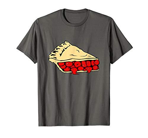 (Love Cherry Pie Favorite Bakery Diner Dessert T-Shirt)