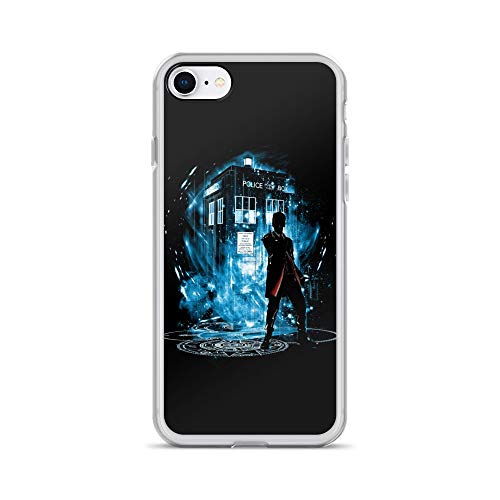 iPhone 7/8 Case Anti-Scratch Television Show Transparent Cases Cover 12th Storm Tv Shows Series Crystal Clear
