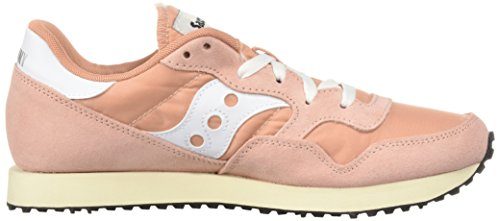 Donna DXN Sport per Scape Saucony White Peach Vintage Trainer Outdoor T7d60nqwvn