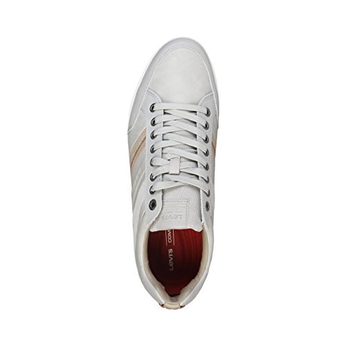 perle Refresh Turlock Levi's Mode Gris Baskets Homme AFwgYw