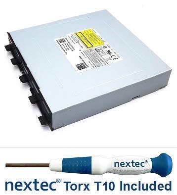 Microsoft Xbox One Bluray Drive - Liteon DG-6M1S-01B (HOP-B150) + Nextec Tor. by nextec