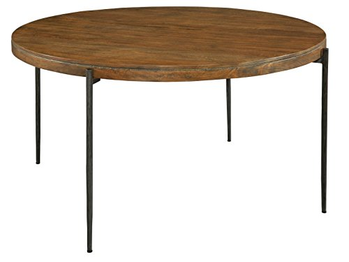 hekman furniture round dining table