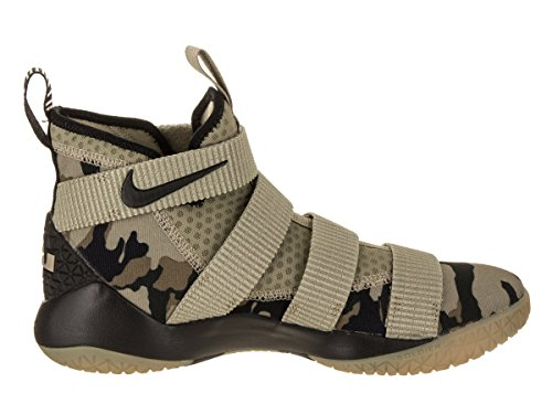 NIKE Men's Neutral IX Olive Lebron Soldier sequoia Olive Basketball Shoe Neutral Team rfqrwz7d