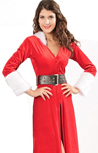 LESRANCE Black Friday Christmas Xmas Customes Loose Style One Size (Jovi Elf Costume)