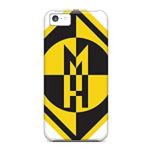 MansourMurray Iphone 5c Protective Hard Phone Cover Provide Private Custom Beautiful Avenged Sevenfold Image [MmT5156DnVi]