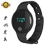 Fitness Tracker, FUNBOT TLW08 Smart Wristband Sleep Monitor,Distance,Calorie,Step Counting Watch IP66 Waterproof Bluetooth Activity Health Tracker for Android & iOS