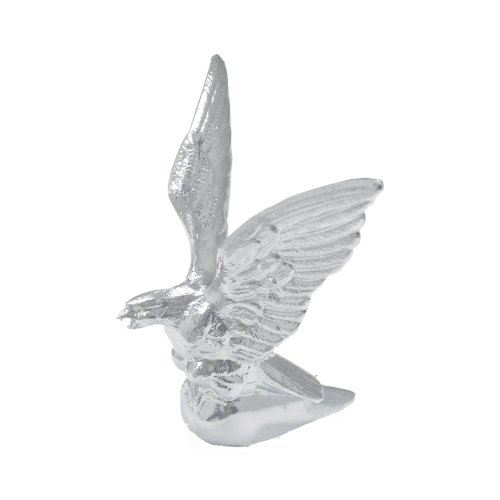 Grand General 48030 Chrome American Eagle Hood Ornament