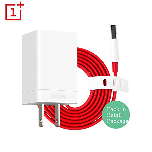 Price comparison product image OnePlus Dash Power Bundle OnePlus 3 3T Dash Charger Adapter US Plug + Dash Type C Cable 5V 4A with Individually Retail Package