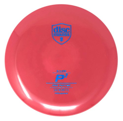 Discmania S-Line P2 Disc Golf Putter (Colors May Vary)