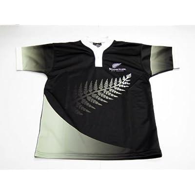 ラグビー ゲームシャツ 昇華プリント SFZ-06111 Big Fern Jersey