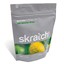 Skratch Labs Exercise Hydration Drink Mix, 454g (1lb) Bag - 20 x 500ml Servings