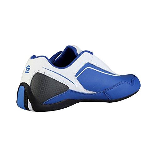 Sneaker Basse Jerez Royal Bianco Sparco Uomo Blu 5fTnw1