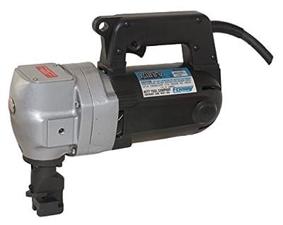 "Kett Tool AN5000 EHN 3/16"" Nibbler, 110V, 2 hp, 15 Amp, 8"" Cutting Radius"
