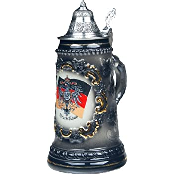 Amazon Com Beer Steins By King Black German